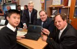 Kyle学校将成为首个通过Li-Fi技术的LED灯实现完成数据传输