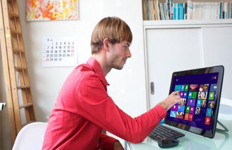 Windows 8操作系统的全方位触控验证与解决方案