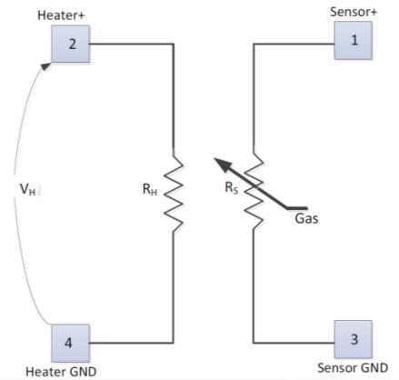 采用纮康HY16F184芯片實現氣體傳感器測量應用電路的設計