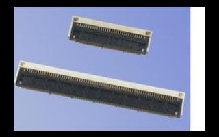 京瓷推出0.5mm間距FPC/FFC連接器689...