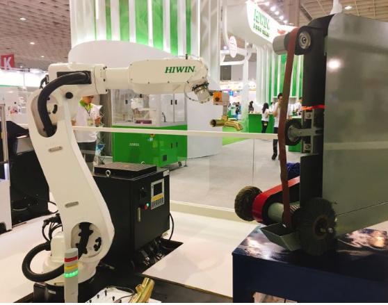 机器人与自动化展聚焦本土业者 工业与服务型应用多元呈现