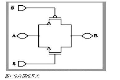利用电荷泵技术改进型CMOS模拟开关电路,降低信...