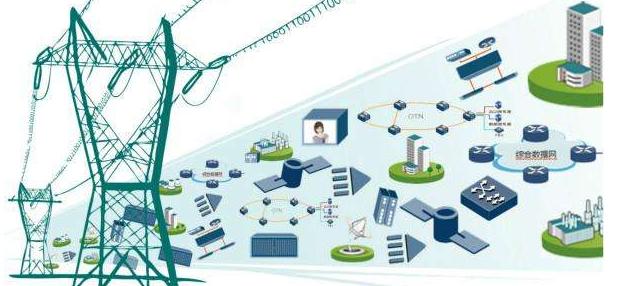華為發布新一代智能電網融合傳送解決方案
