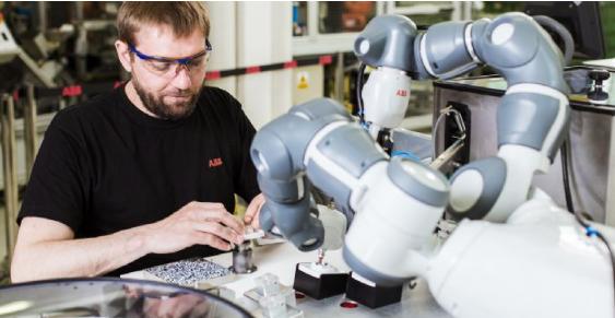 人类感知动作能力远胜机器人 工业4.0仍需以人为中心