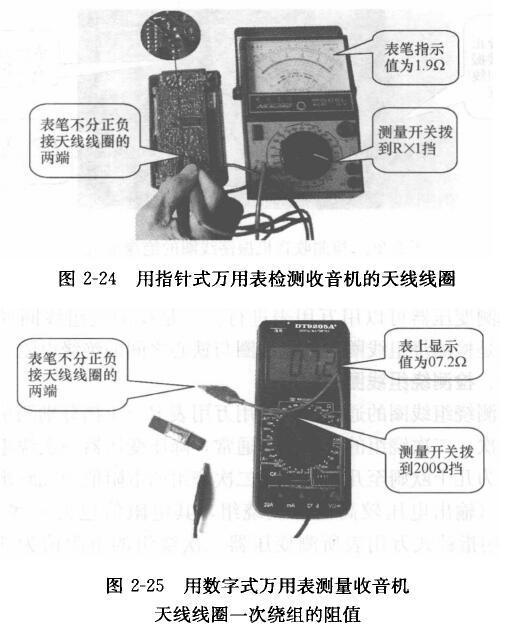如何检测电感器的通断及绝缘电阻