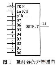 如何使用可编程门阵列实现可控延时器的设计