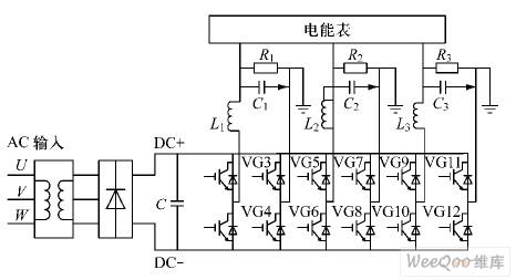 将FPGA应用于谐波电压源中并进行仿真分析