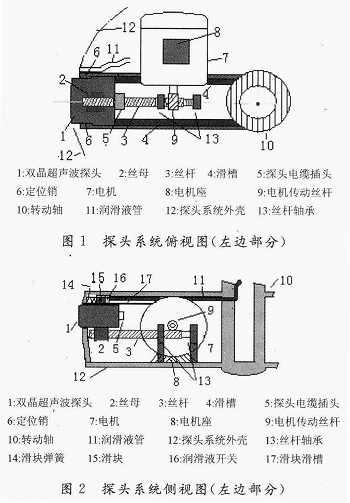 采用超声波技术进行油井探头检测设计
