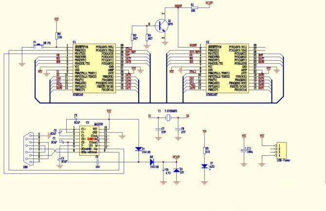 如何利用AVR芯片制作高压并行编程器