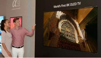 LG推出的88英寸8K OLED电视是技术成就上的巅峰