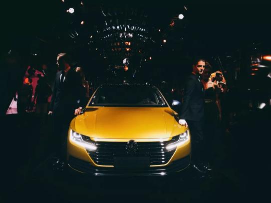 """全新一代的大众 CC上市,号称""""最美大众车""""的它..."""