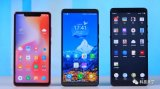 采用骁龙710平台的三款手机详细对比评测