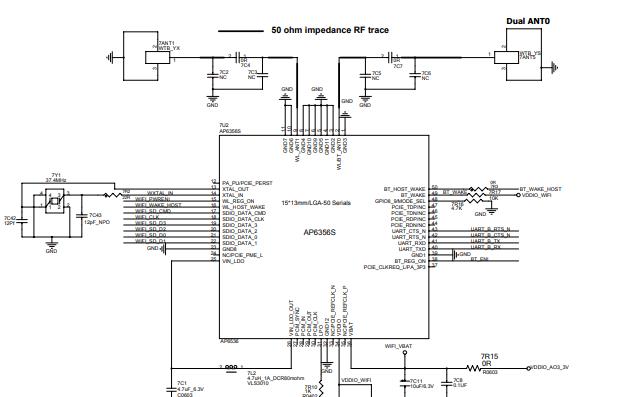 S905平台A6356S应用参考电路图详细资料免费下载