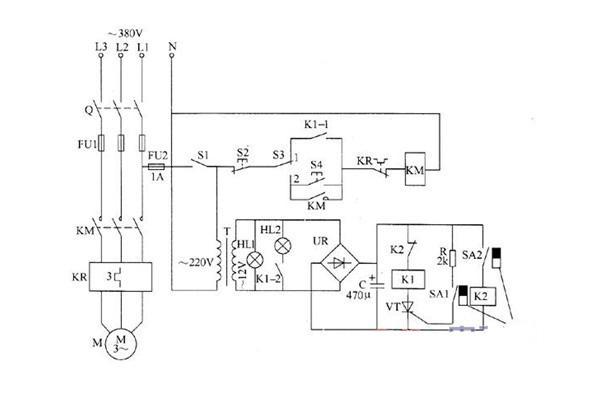 最简单的液位控制器电路设计方案