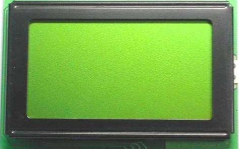 LCD12864并行和串行显示的程序和资料免费下载