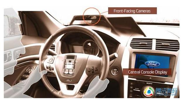 英特尔Mobii汽车操作系统,可手机来远程观察车内情况