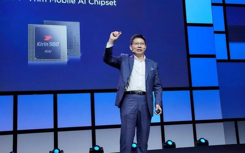 华为推出全球首款7nm芯片麒麟980,集成69亿晶体管
