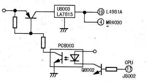 长虹PT50700等离子彩电的故障原因及检修分析