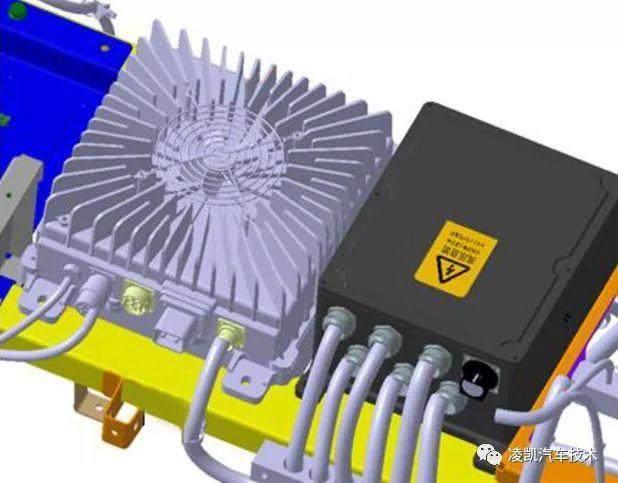 新能源電動汽車的內部結構功能分析