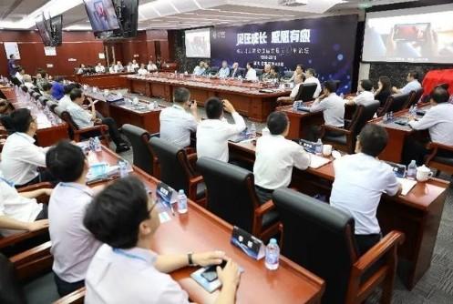 中国移动北京公司为献礼改革开放40年,促进5G技...