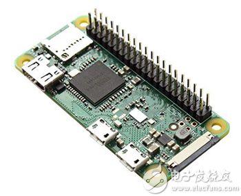 Raspberry Pi Zero 圖片