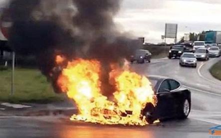 电动车频繁起火,动力电池真的安全吗?