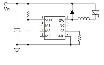 AP2402三功能降压恒流驱动器的详细中文资料免费下载