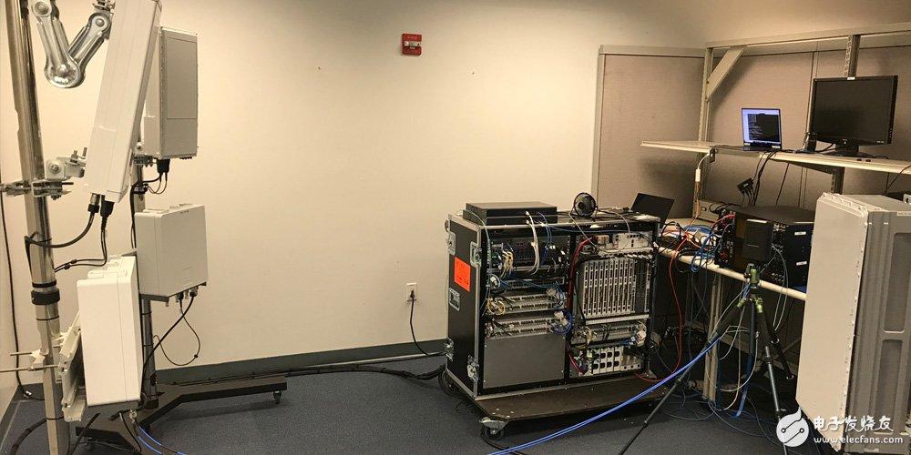 英特尔与爱立信完成39 GHz端到端数据呼叫,在...