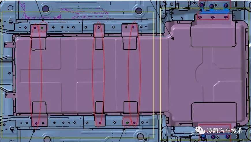 新能源电动汽车的内部结构功能分析