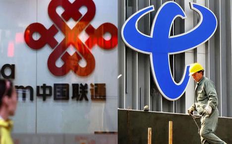 官方正评估合并中国联通和中国电信?剑指5G