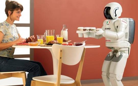 服务机器人行业进入关键时期,服务机器人的转机在哪...