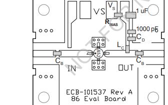 SGA5286Z高性能的SiGe HBT MMIC放大器的詳細數據手冊免費下載