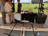 華東無人機基地正式對外開放