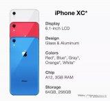 """6.1英寸的""""廉价版""""iPhone命名曝光了——..."""