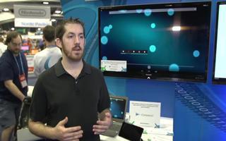 平板电视展示了安卓如何在高性能英特尔硬件上进行升级