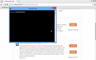 在Windows上安装和运行英特尔媒体SDK 2014客户端