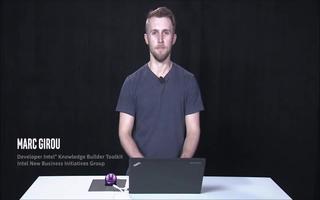 英特尔知识Builder工具包视频1 -开始