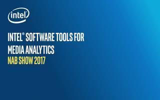 英特尔®媒体分析工具软件