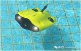 潜行创新发布新一代水下机器人GLADIUS MI...