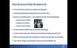 探讨安全与机器学习