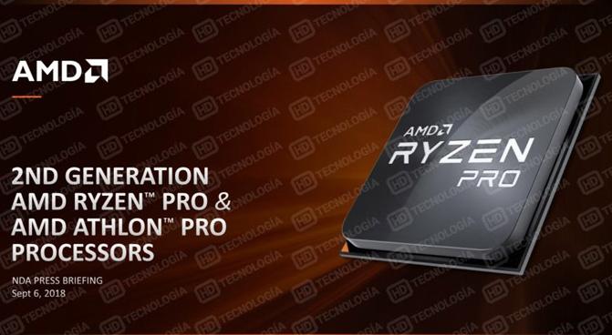 AMD第二代RyzenPro曝光 AthlonP...