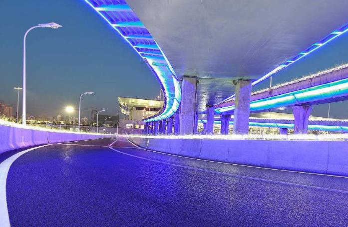 台达为桃园市换LED路灯近1.3万盏 可节能超过...