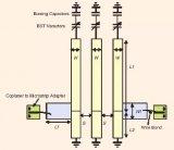 若干种电子可重构或可调谐微带线滤波器,如何进行带宽控制