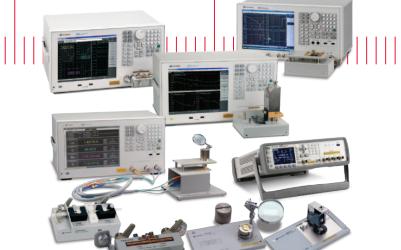 是德科技的LCR表、阻抗分析仪测试仪器和测试夹具的选型指南免费下载