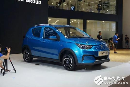 成都车展新能源汽车盘点,看看有你喜欢的款吗?