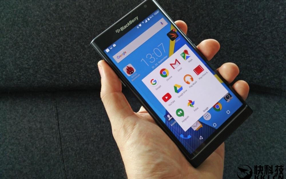 黑莓首款安卓机评测 能否借助这款手机绝地重生