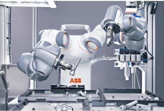 工业机器人是智能制造也最具代表性的装备