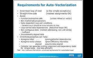 英特尔Xeon Phi™协处理器的优化:第3部分