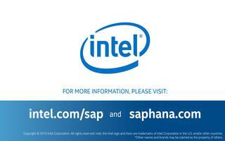 加速时间洞察力与英特尔Xeon E7 V3和SAP HANA