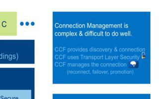 英特尔公共连接框架(英特尔®CCF)介绍